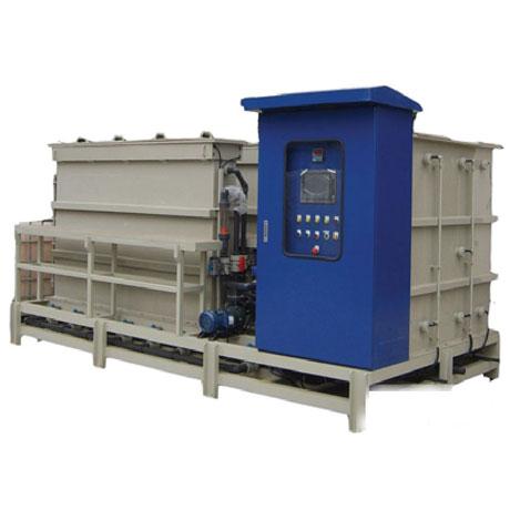 质子膜多维电解处理高盐高浓度有机废水技术