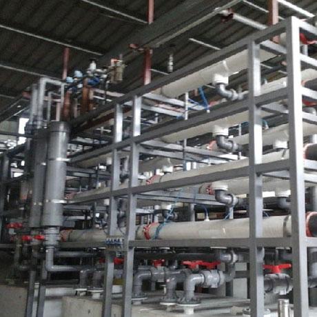 DF膜处理含重金属废水技术
